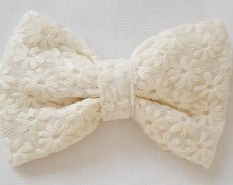 Stunning, bridal, wedding, hair bows children's, adult's,  fashion, clips, hair, flower,