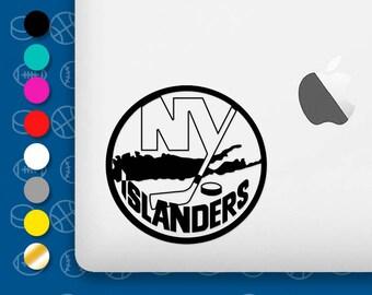 new york islanders, islanders decal, ny islanders decal, islanders sticker, islanders vinyl, ny islanders sticker, ny islanders vinyl