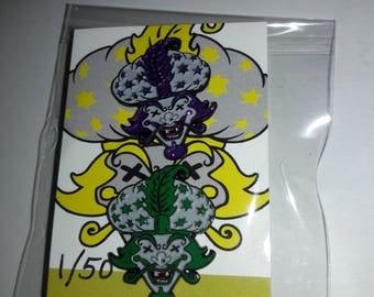 Great Milenko Turnt @ 20 - Soft enamel pin