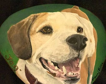 Portraits of Pets or People. Hand painted and personalized from your photographs.