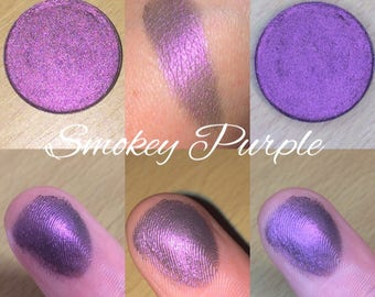 Pressed Eyeshadow (Smokey Purple)
