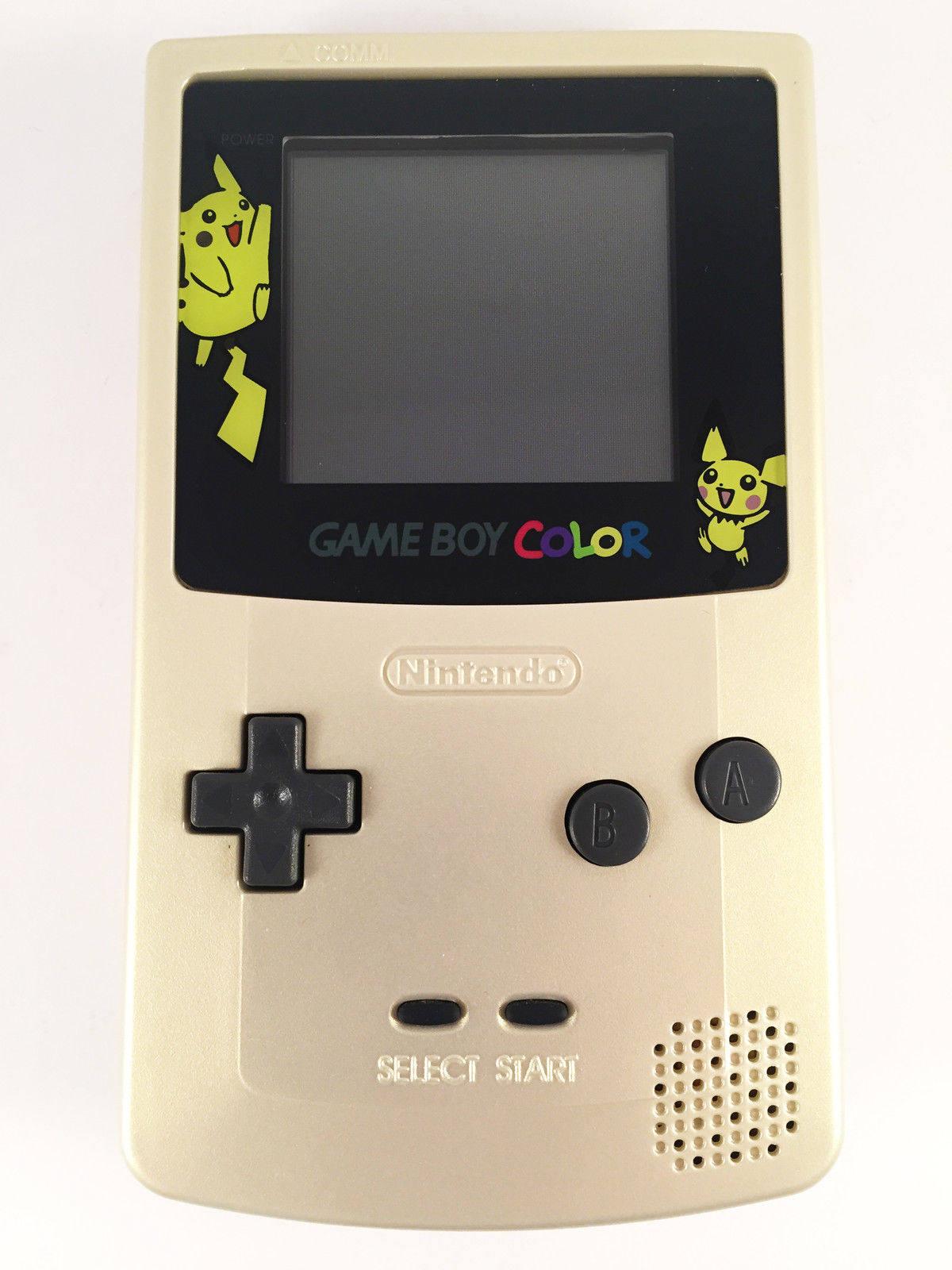 Game boy color -  Zoom