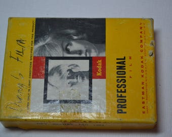 kodak super panchro-press film, type B dev. before jan 1964