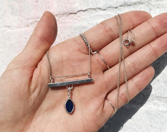 The Drop Bar Necklace