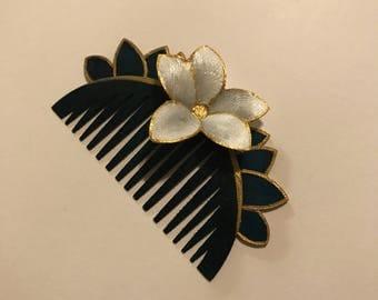 Flower Comb