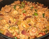 SEASONING - Jambalaya + All-Purpose Seasoning & Free Recipe!  Cajun Seasoning, Creole Seasoning, Spice Blend | 3 oz.