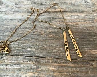 Funky Hustler necklace