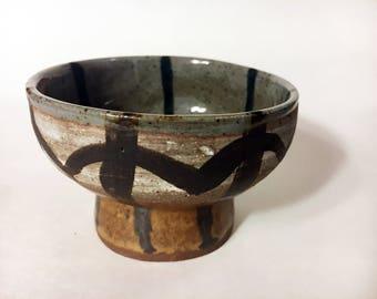 Stoneware Jewelry Dish