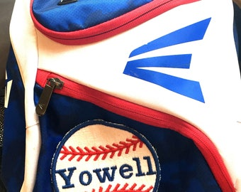 Personalized Sports Patches