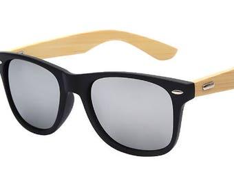Bamboo Sunglasses - Handmade and Stylish