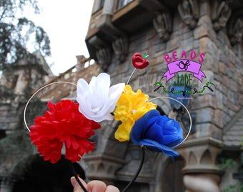 Snow White-Inspired Ears