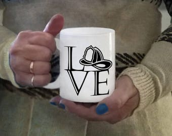 Ceramic firefighter mugs, ceramic coffee mugs, firefighter gift items, coffee mug, firefighter mugs, coffee cups, printed mugs, firefighters