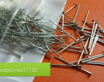 Platinum 200 nails Rod iron 20mm