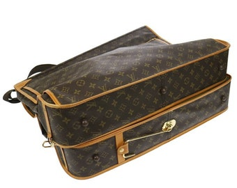 Vintage Louis Vuitton,Travel Portable, Original Louis Vuitton,Borse e Borsette,Louis Vuitton Luggage on Etsy, Louis Vuitton free shipping