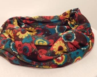 Colchicum Snood scarf