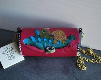cylinder purse baby