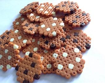Pixel art cookies