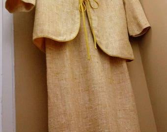 1950s 3 Piece Dress Suit