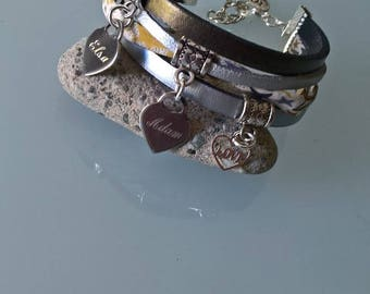 "Personalized Bracelet ""mothers"""