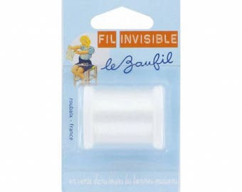 Invisible thread Lebaufil 100 m 100% polyamide