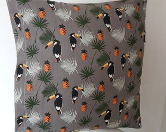 Exotic Parrot 40x40cm Cushion cover