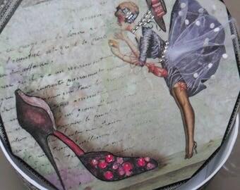 Collection box Lilou Retro Chic...