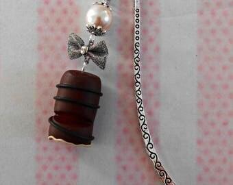 Bookmark chocolate bar