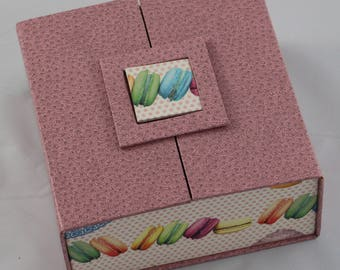 Box for Christmas cookies or chocolates