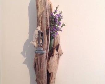 Large vase wall Driftwood