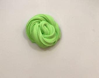 Green Apple Butter Slime