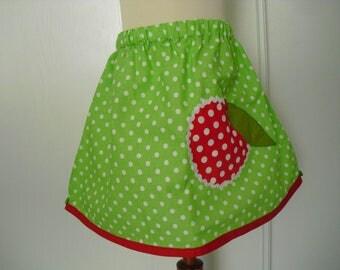 "Pretty little skirt ""Big Apple"" T 4 years"