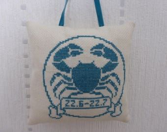 Pillow - Cancer zodiac sign