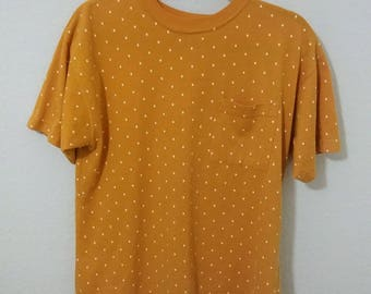 Vintage polka dotted t-shirt