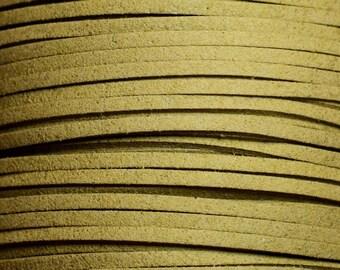 5 Metters - strap suede 3x1.5mm 4558550016430 light khaki Beige