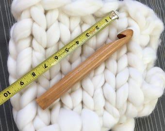 Bamboo Crochet Hook Jumbo