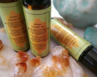 Sitara Healing Oil - for headaches and migraines