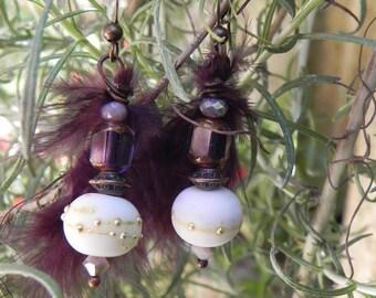 """""""so lovely"""" dangle earrings"""