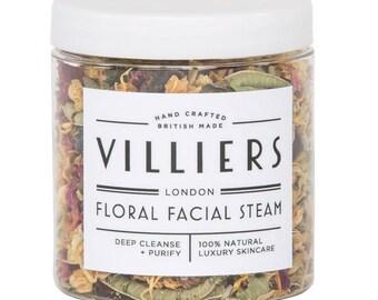 Floral Facial Steam