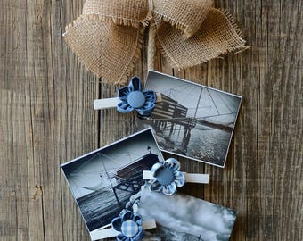 Country-style photo frame