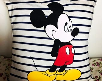 Micky Mouse Cushion Cover
