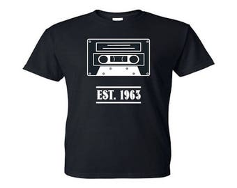 Cassette Tape Shirt, Music T Shirt, Music Lovers
