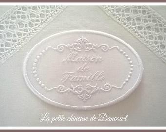 White Medallion Hortense family house
