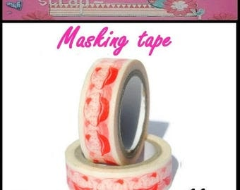 10 m masking tape deco sticker embellishment scrapbooking 20 *.