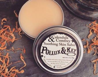Calendula & Comfrey Soothing Skin Salve
