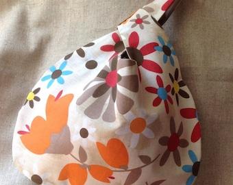 Original tote bag without closure