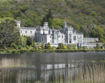 Kylemore Abbey - Ireland - County Galway