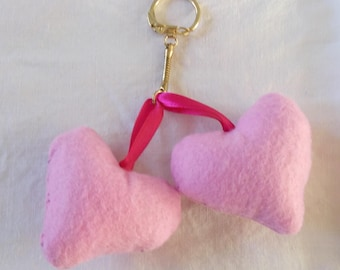 Key duo Pink Hearts
