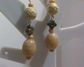 glass earings