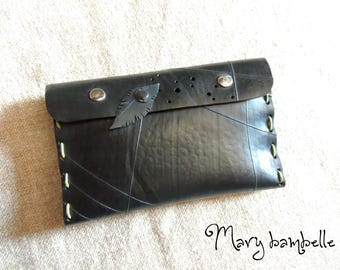 wallet recycled bicycle inner sheet