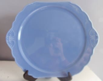 MEDICINE HAT POTTERY  Platter